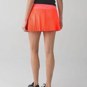Lululemon Tennis Athleisure Street Skirt